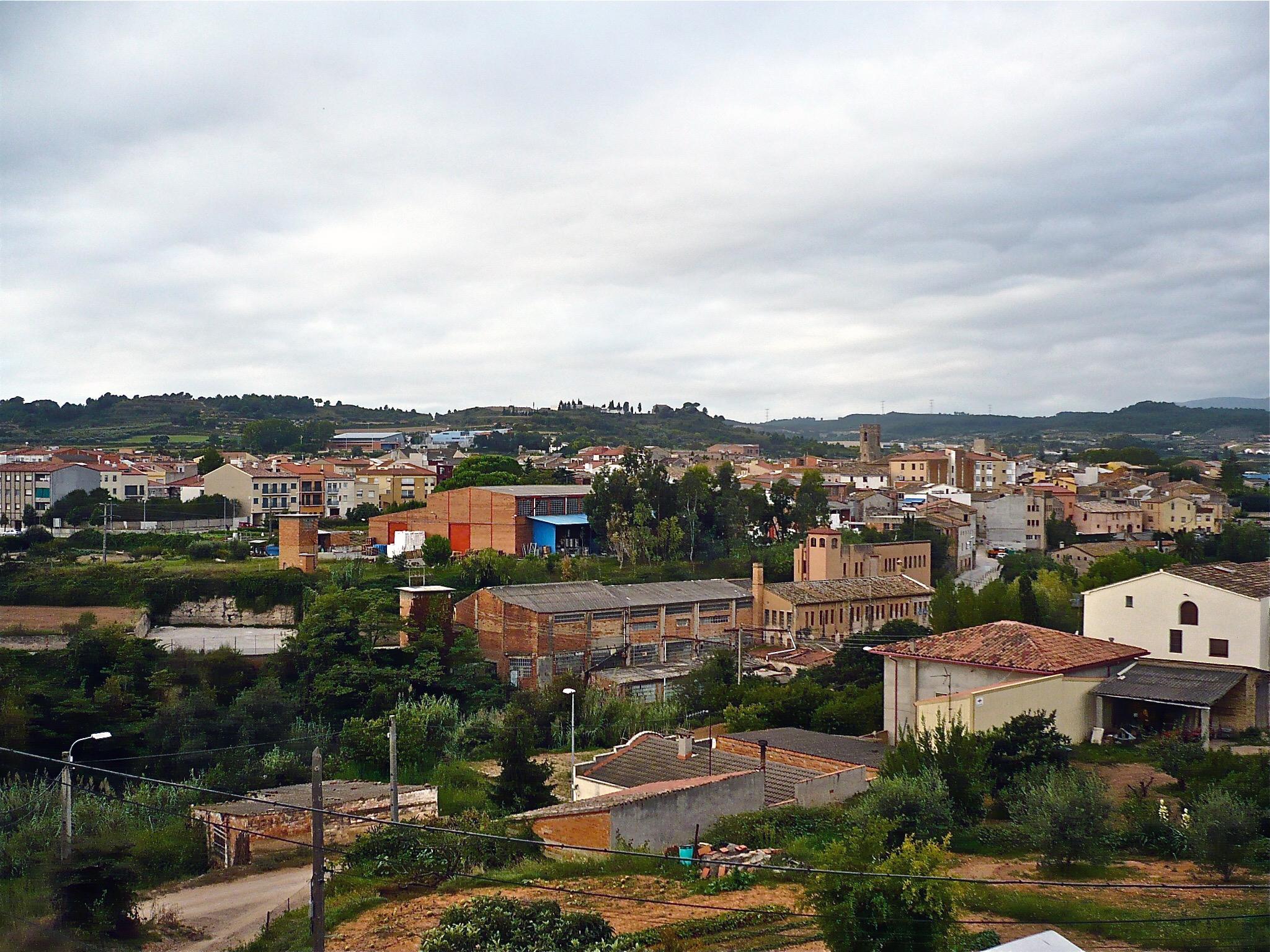 Vall del Mediona-Riudebitlles